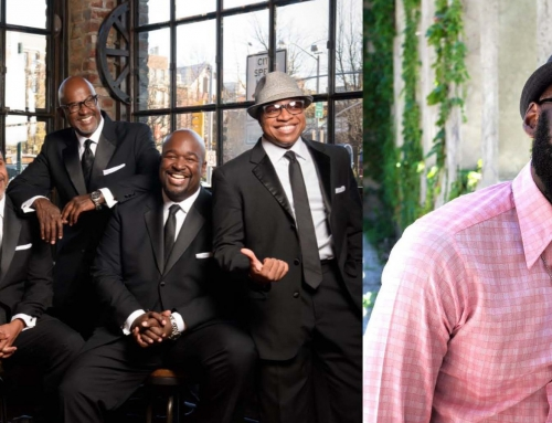 Brian Owens and a Conversation with Take 6!